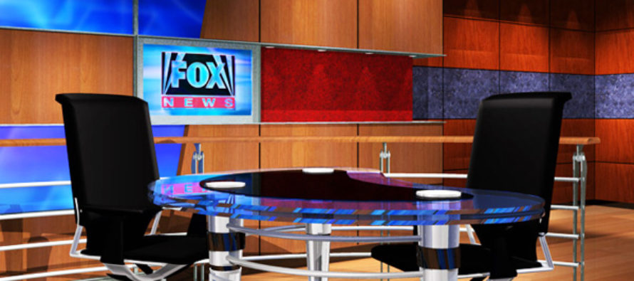 SHOCK VIDEO: Fox News Anchor ATTACKED on Live TV