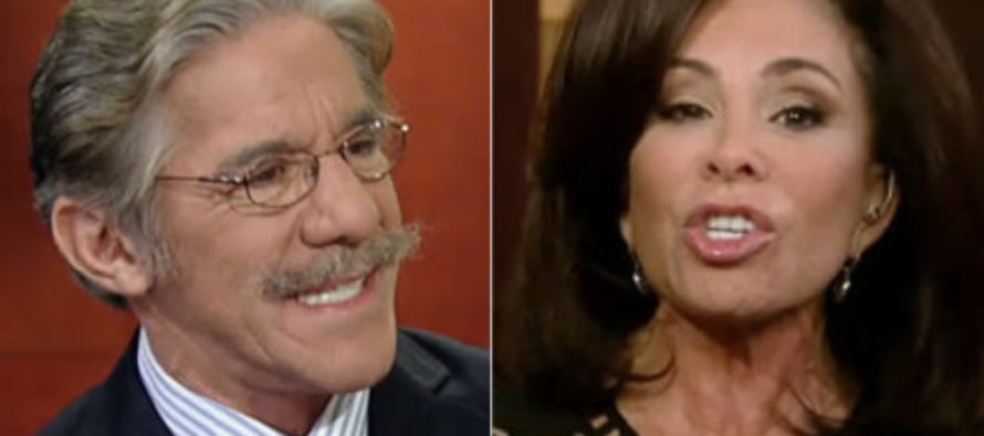 Rivera And Pirro GET HEATED Over Clinton's Emails! Rivera Claiming 'Not A Big Deal'…