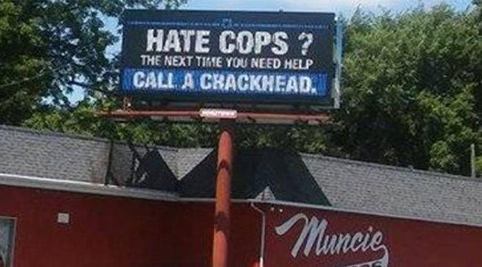 hate cops