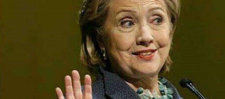 "Hillary's ""GET RICH QUICK"" Scheme – EXPOSED! [MEME]"