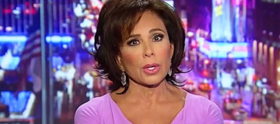Judge Jeanine: Hollywood Covers Up 'Centuries-Old Rules of Women Sleeping for a Job' [VIDEO]