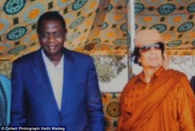 malik and gaddafi