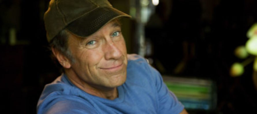 Mike Rowe Has Some Awesome Advice For America…Everyone Should Do This