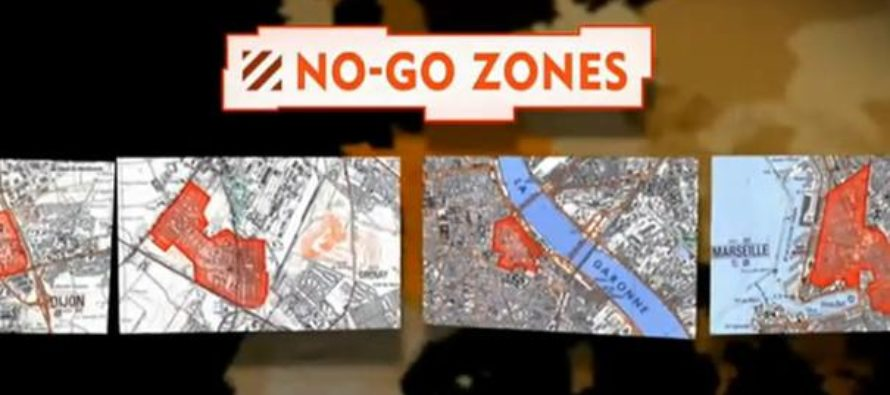 [VIDEO] French Police Attempt To BLAST Through 'No-Go Zone', And It's NOT Pretty…