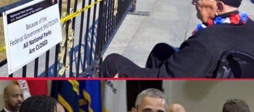 PROOF Obama Supports BlackLivesMatter Over Our Veterans – REVEALED