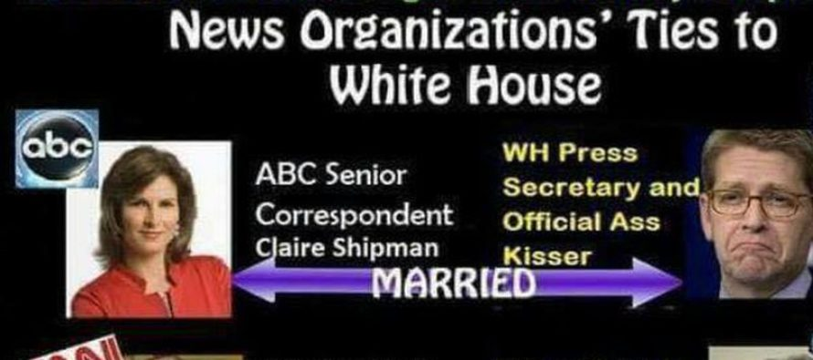 SHOCKING Relationships Between Media and The White House WILL FLOOR YOU [Meme]