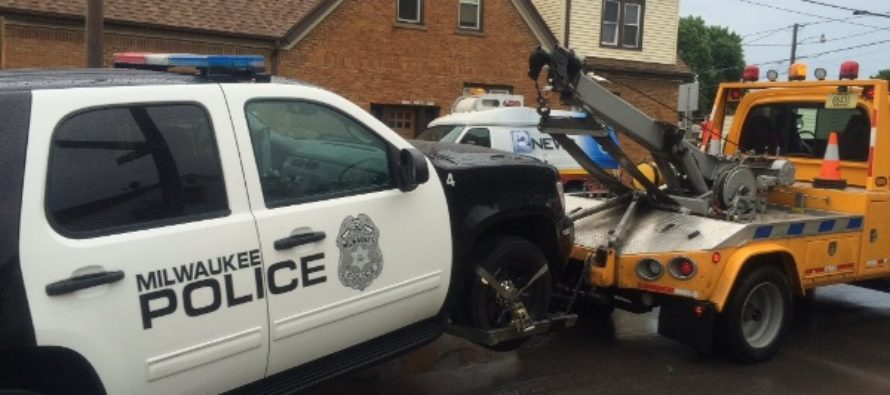 Officer Viciously Attacked And Shot Multiple Times After Being Ambushed In Milwaukee [VIDEO]
