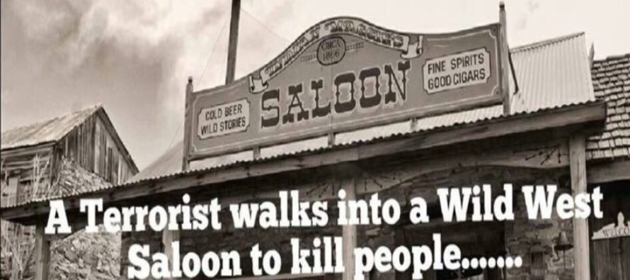 Why Gun Control Is A JOKE and There Were NO Shootings In The Wild West [Meme]