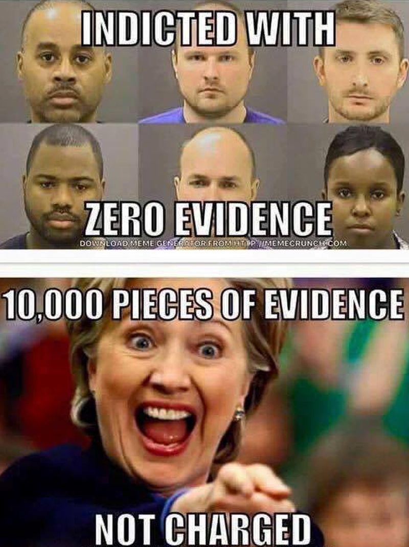 zero evidence 800