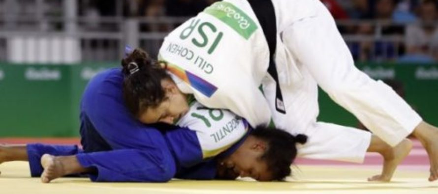 Saudi Judo Olympian Refuses to Compete Against Opponent Because of This…