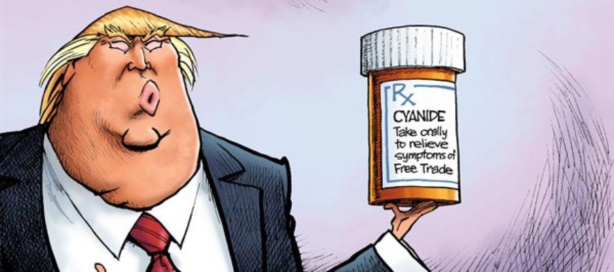 Trump Pills (Cartoon)