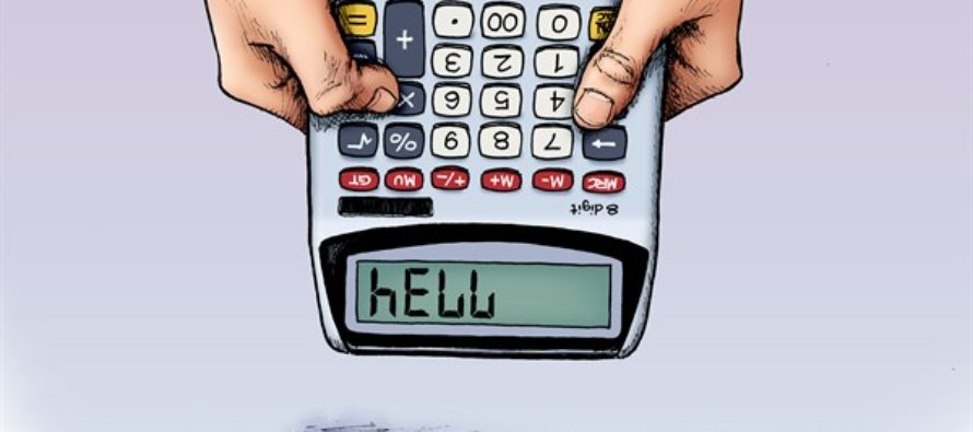 College Math (Cartoon)