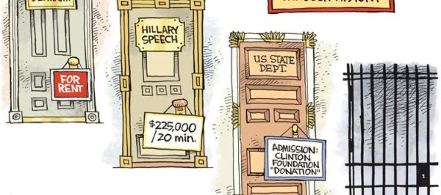 Clinton Doors (Cartoon)