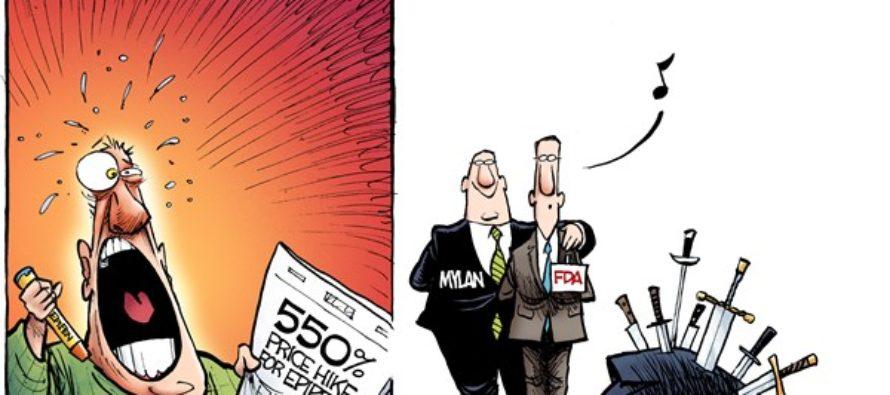 EpiPen Pals (Cartoon)