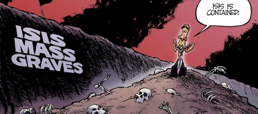 Mass Graves (Cartoon)