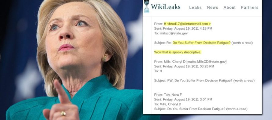 BREAKING: Newly Leaked Emails Reveal the TRUTH About Hillary's Health