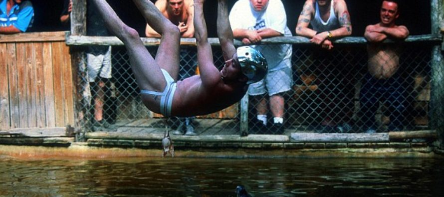 VIDEO: Jackass Star Steve-O Broke Both His Ankles Doing This Dumb Stunt!
