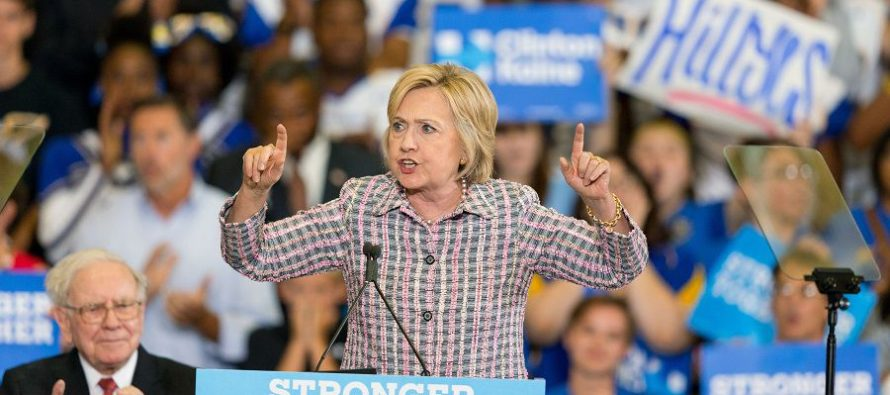 Freudian Slip?! Listen To Hillary REAL Plan On Taxes And You Decide What's True! [VIDEO]