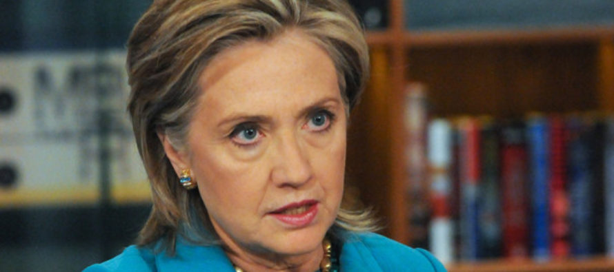 BAD NEWS FOR HILLARY – FBI Makes Major Announcement