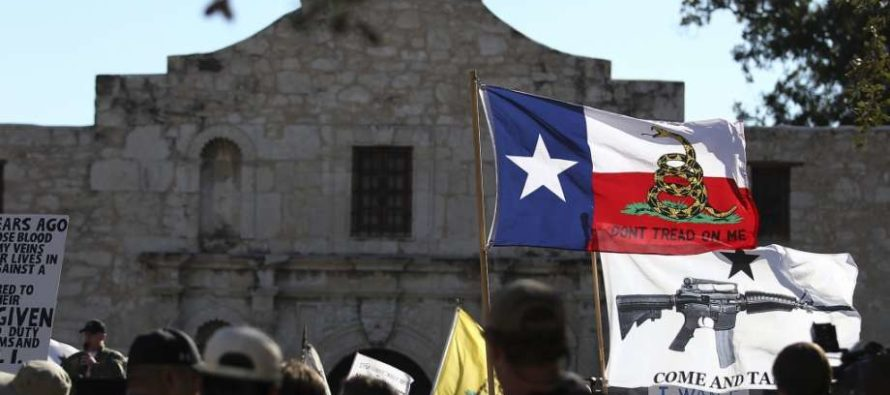 Texas Wants to SECEDE If Hillary Wins – Do You Support Them?