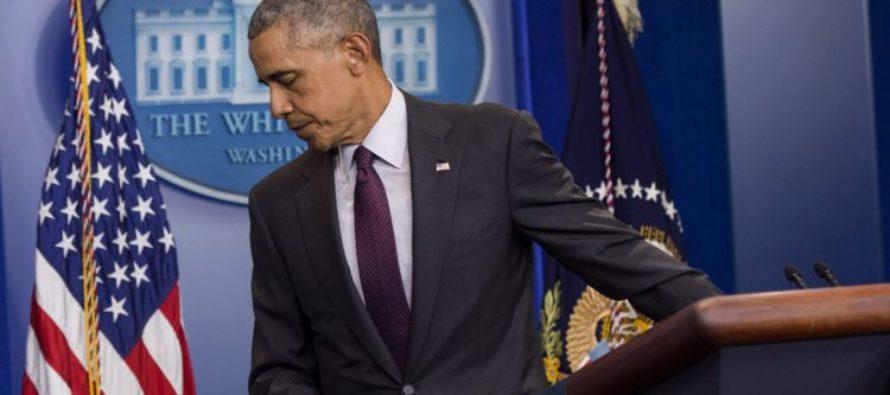 400 Dead, Obama's Response….SICKENING!