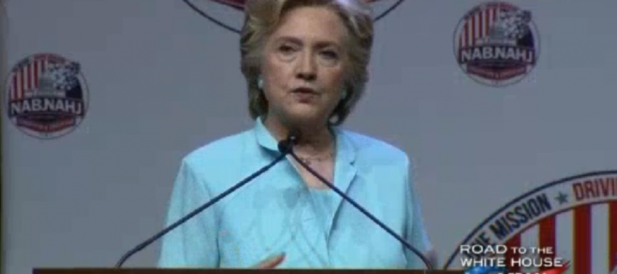*CRINGE Video* – Pandering Hillary Humiliates Herself AGAIN: 'My Best Friends Are Black…'