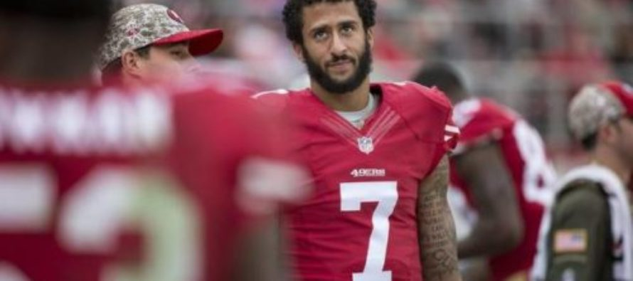 BOOM! NFL Puts 49ers QB In His Place With A QUICKNESS – After He Refused To Stand For Anthem…