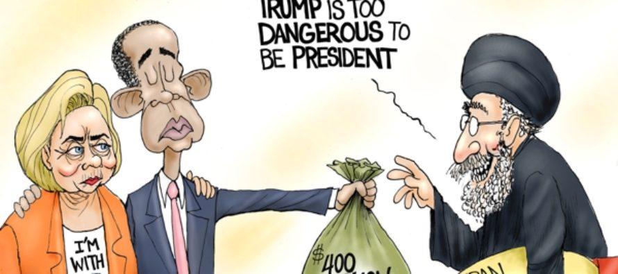 Too Dangerous (Cartoon)