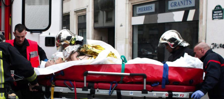 "Man Yells ""'Allahu Akbar"" Then STABS Rabbi – Authorities Saying It's NOT Terrorism…"