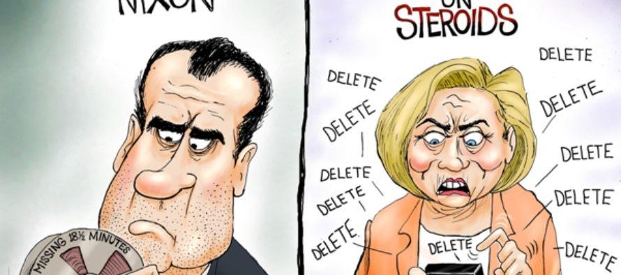 "Nixon – ""Miss Me Yet"" (Cartoon)"