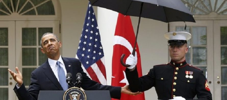 Of Course The Media IGNORES Barack Obama's BEEF With The Military…