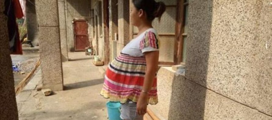 17 Month Pregnancy! Woman Ready For Baby To Come Out, Docs Say…Not Yet [VIDEO]
