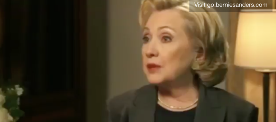 Devastating Video Catching Hillary in a MASSIVE Lie – She Belongs in Jail!