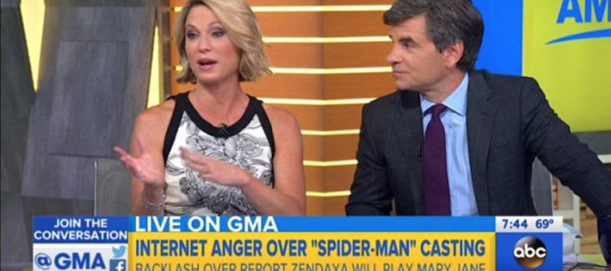 Shock After 'Good Morning America' Anchor Does THIS on Live TV… Should She Be Fired? [VIDEO]