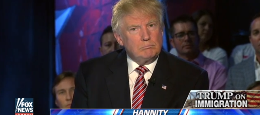 Trump Stuns Supporters With MAJOR Announcement on Hannity
