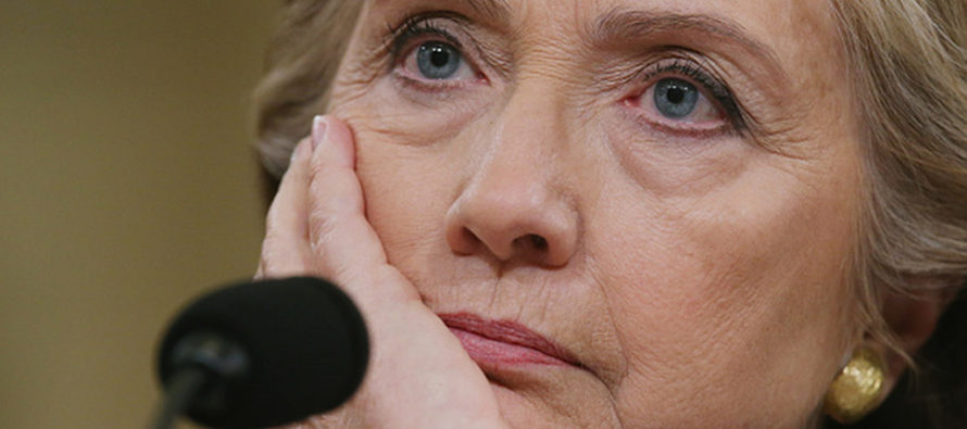 BREAKING: Hillary Rodham Clinton Was Just SUED… IT'S HAPPENING