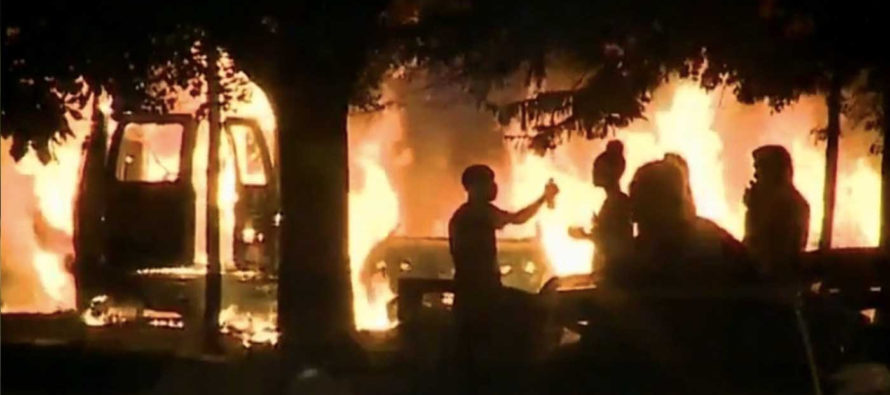 How BLM RIOTERS Have Destroyed Milwaukee In The Wake Of The A JUSTIFIABLE Shooting [VIDEO]