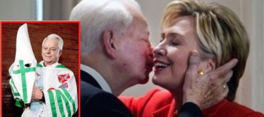 Black Pastor Calls Out Hillary On Her 'KKK Ad' – 'The Klan Has ALWAYS Been A Democrat Org' [VIDEO]