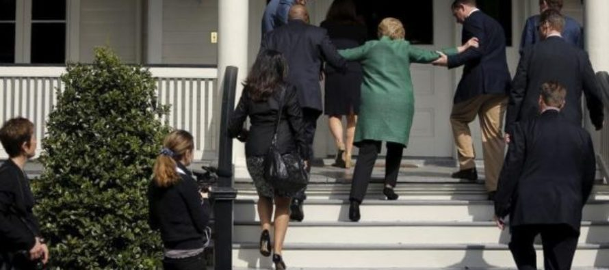 JUST IN: TOP Medical Physician Reports – Hillary Clinton Has Parkinson's Disease…
