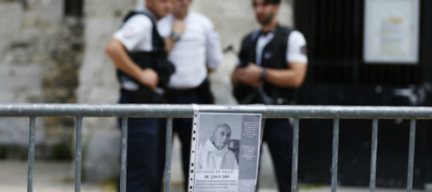 'GO AWAY SATAN!' The Last Words Of French Priest MURDERED By Radical Islamist…