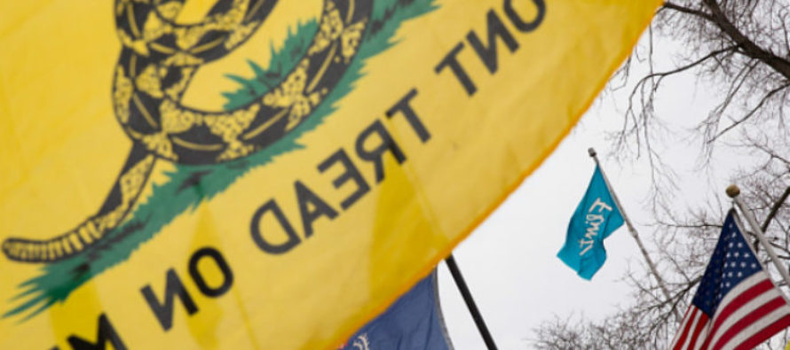 """ALERT: If You Are A """"DON'T TREAD ON ME"""" Flag Owner – You NEED To Know THIS!"""