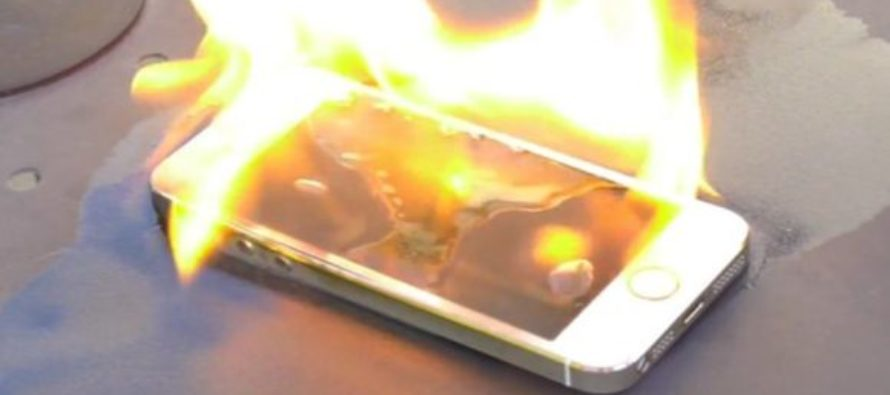 This Cyclist Suffered Third Degree Burns After iPhone Explodes In His Pocket