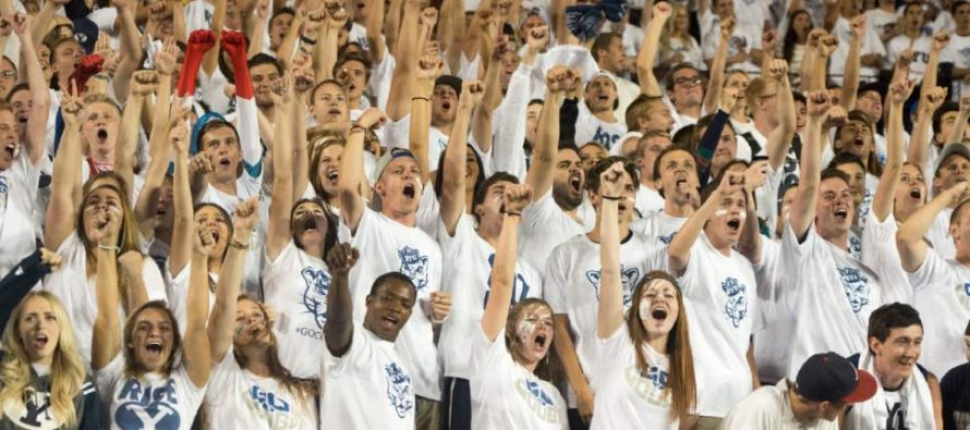LGBT Advocacy Group Attacks BYU Football, Stating 'Discrimination'…They're WRONG.