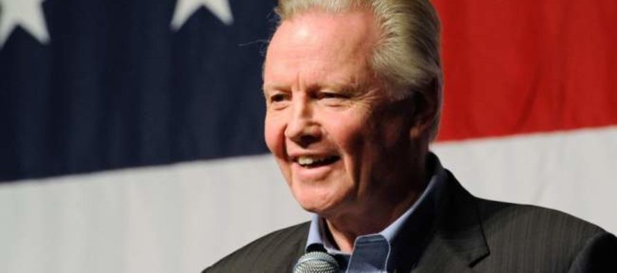 Jon Voight UNLEASHES on Liberal Media – Makes Huge Stand for Trump [VIDEO]
