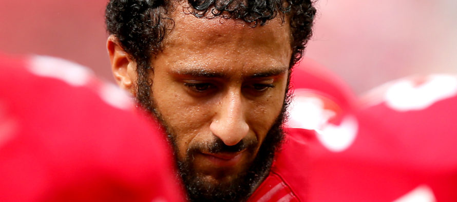 The San Diego Chargers Send BOLD Message to Kaepernick After He Disrespected National Anthem
