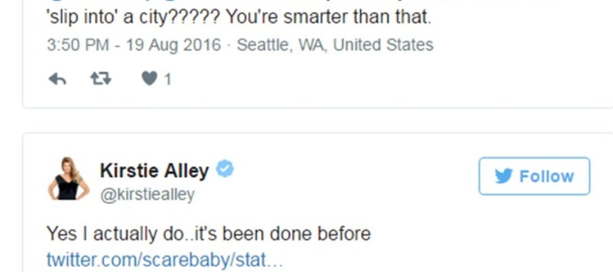 Kirstie Alley Sparks Firestorm After Attack On Obama Over Louisiana Flooding [VIDEO]