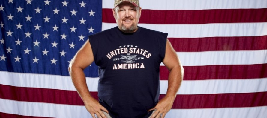 Larry the Cable Guy Makes Chilling Prediction About America If Hillary Wins