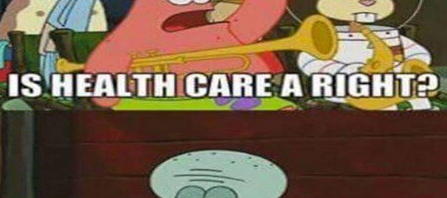 SpongeBob Characters Sum Up Healthcare PERFECTLY [Meme]