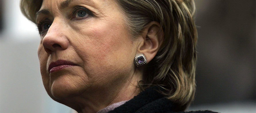 BAD NEWS FOR HILLARY… Things Are About to Get Messy