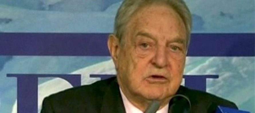 David Horowitz Calls on Donald Trump to have George Soros Arrested If He Becomes POTUS